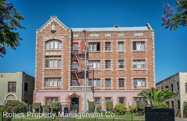 1518 S Wilton Pl Los Angeles, CA 90019 Rentals