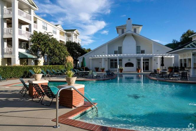 Pool South Beach Apartments