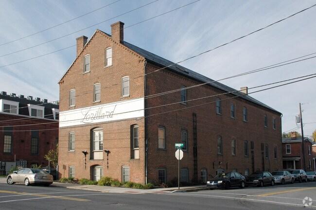 Building Photo Frederick Street Lofts