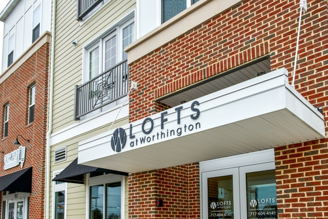 The Lofts At Worthington