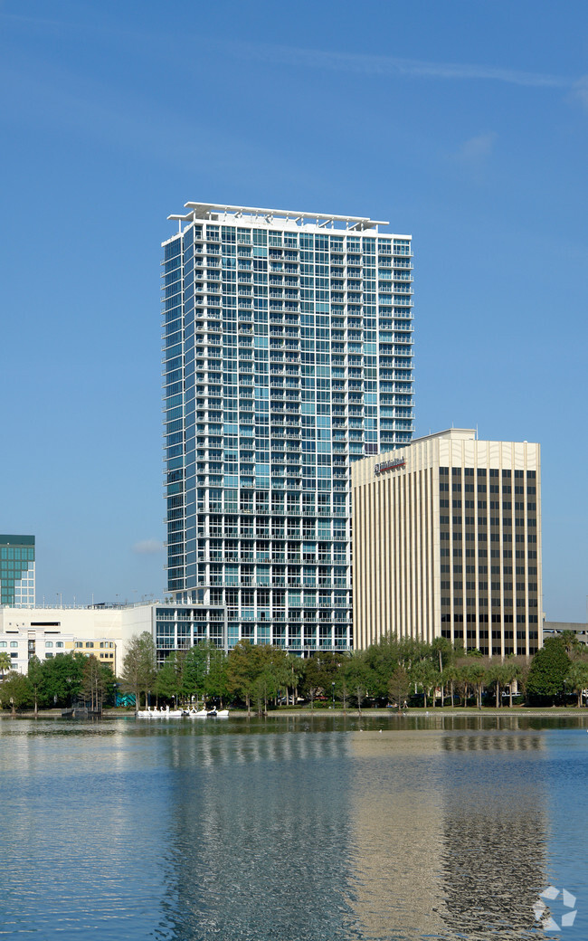 The Vue At Lake Eola Apartments Orlando Fl