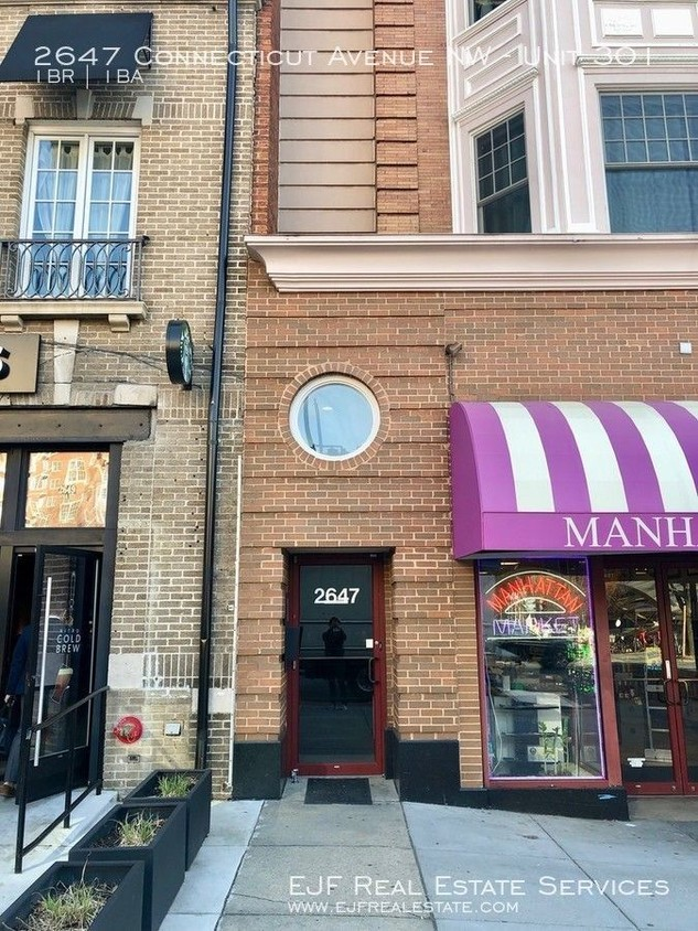 2647 Connecticut Ave Nw Washington Dc