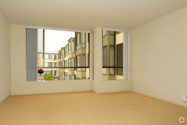 1 Bedroom Living Room Northpoint Apartments