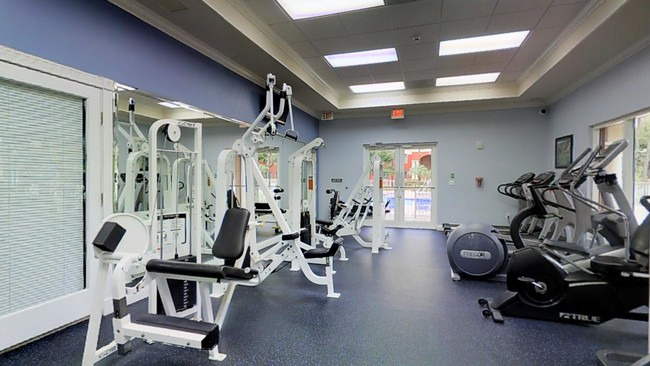 Fitness Center Royal Palms Apartments