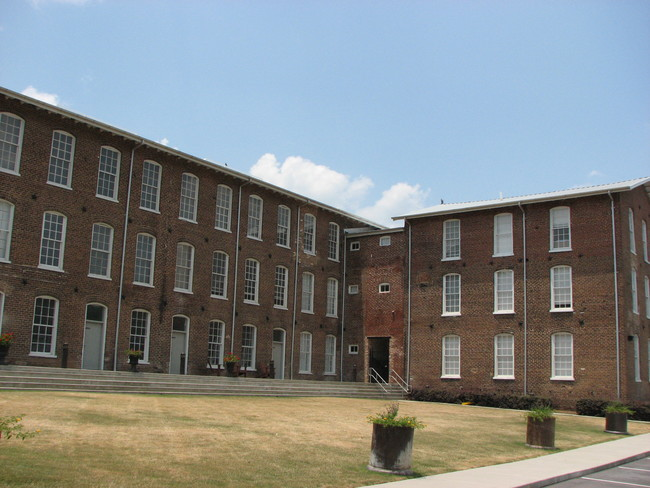 Crown Mill Village Lofts Apartments