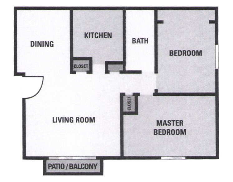 Two Bedroom Apartments Wichita Ks