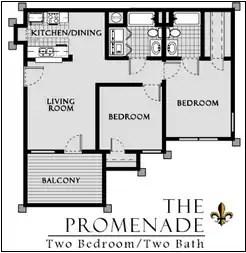 The Promenade Northpark Apartments