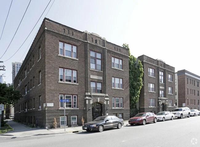 Brownstones Downtown Apartments Minneapolis Mn