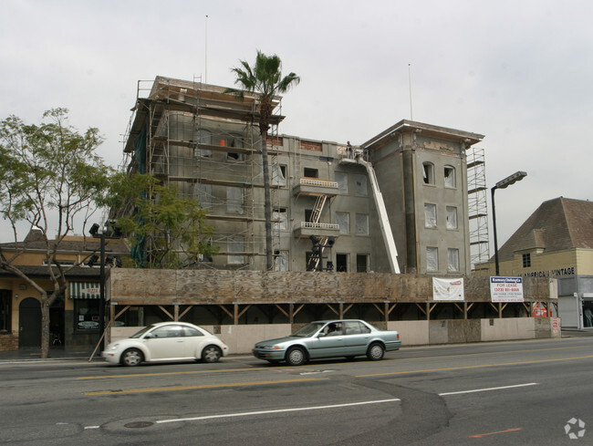 Hollywood Hudson Apartments Los Angeles Ca