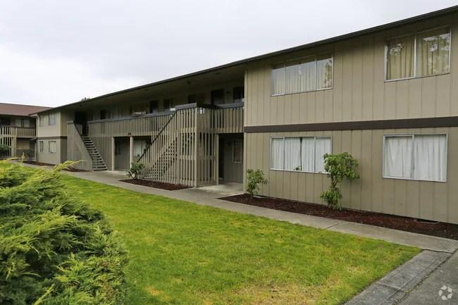 Parkwood Apartments Tacoma