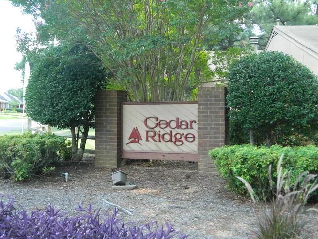 cedar ridge apartments cordova tn