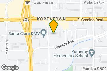 Map Image Of The Property Catalina Luxury Apartments