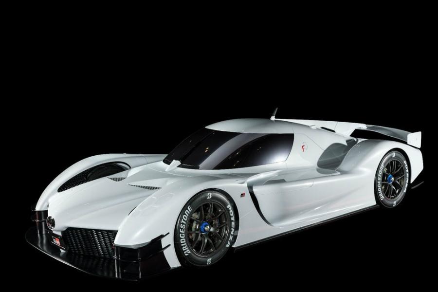 El Toyota GR Sport Concept pretende rivalizar con los hipercoches