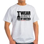 I Wear Grey Brother Light T-Shirt