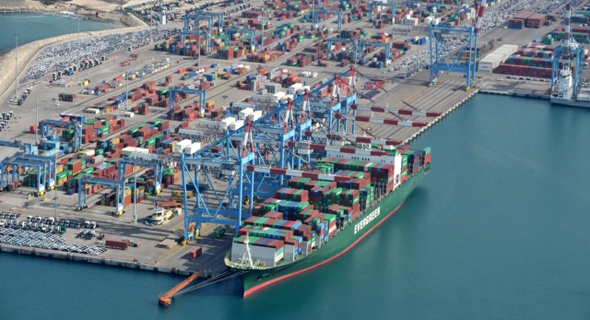 "The reform agreement signed at the port of Ashdod: ""Stabilize it at the forefront of competition"""