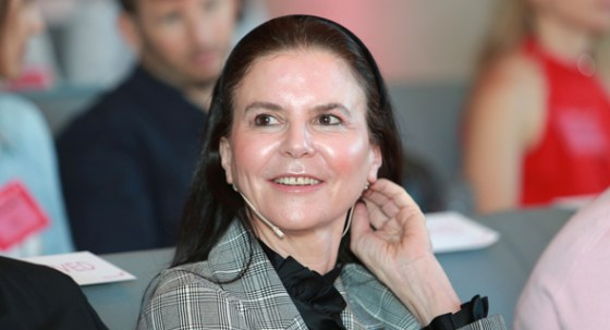 Ofra Strauss.  Will hold 16.9% of the shares in Strauss Group