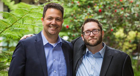 SafeBreach's co-founders. SafeBreach
