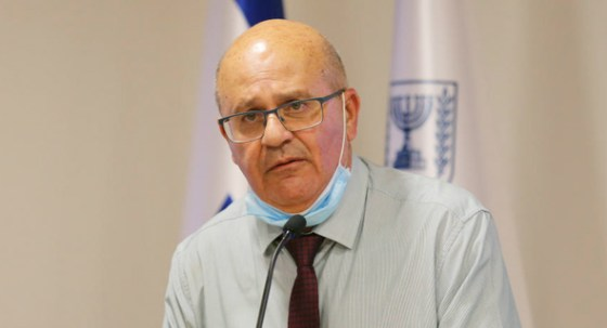 Director General of the Ministry of Health, Hezi Levy