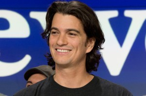 The founder of WeWork has agreed to a 50% reduction in the amount he will receive
