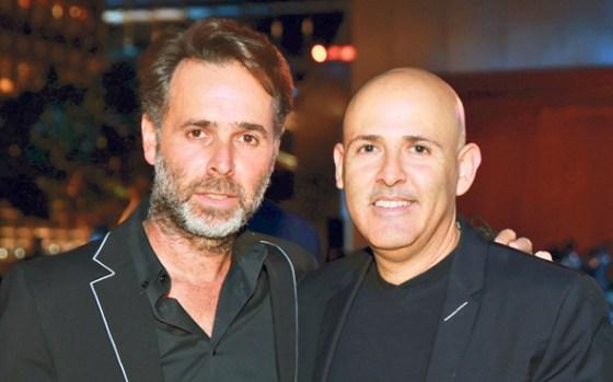 Right: Assi Tochmeier and Barak Rosen, Israel Canada