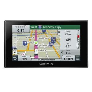 GPS Navigation   Camping World Garmin RV660LMT 6    GPS Navigation System