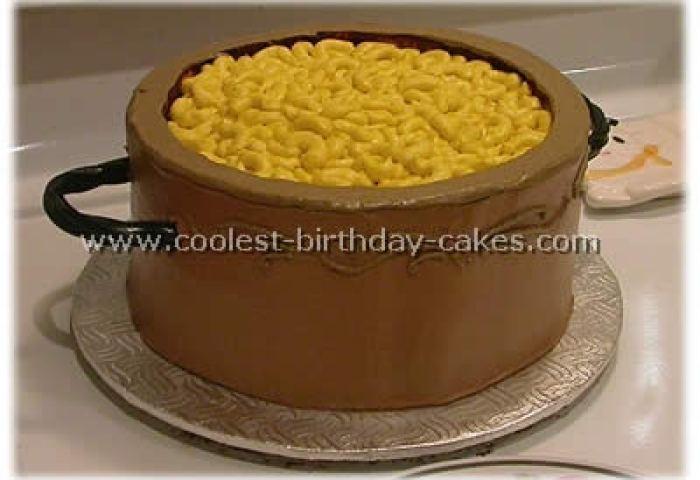 Coolest Macaroni Cheese Home Made Cake Recipe Ideas