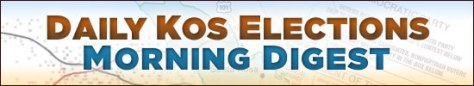 Daily Kos Elections Morning Digest banner
