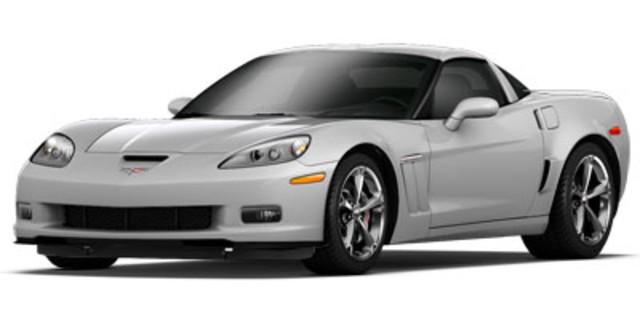 2010 Chevy Corvette