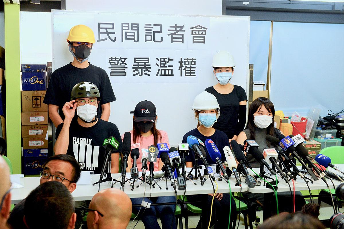 市民斥政府以謊言和子彈治港|大紀元時報 香港|獨立敢言的良心媒體
