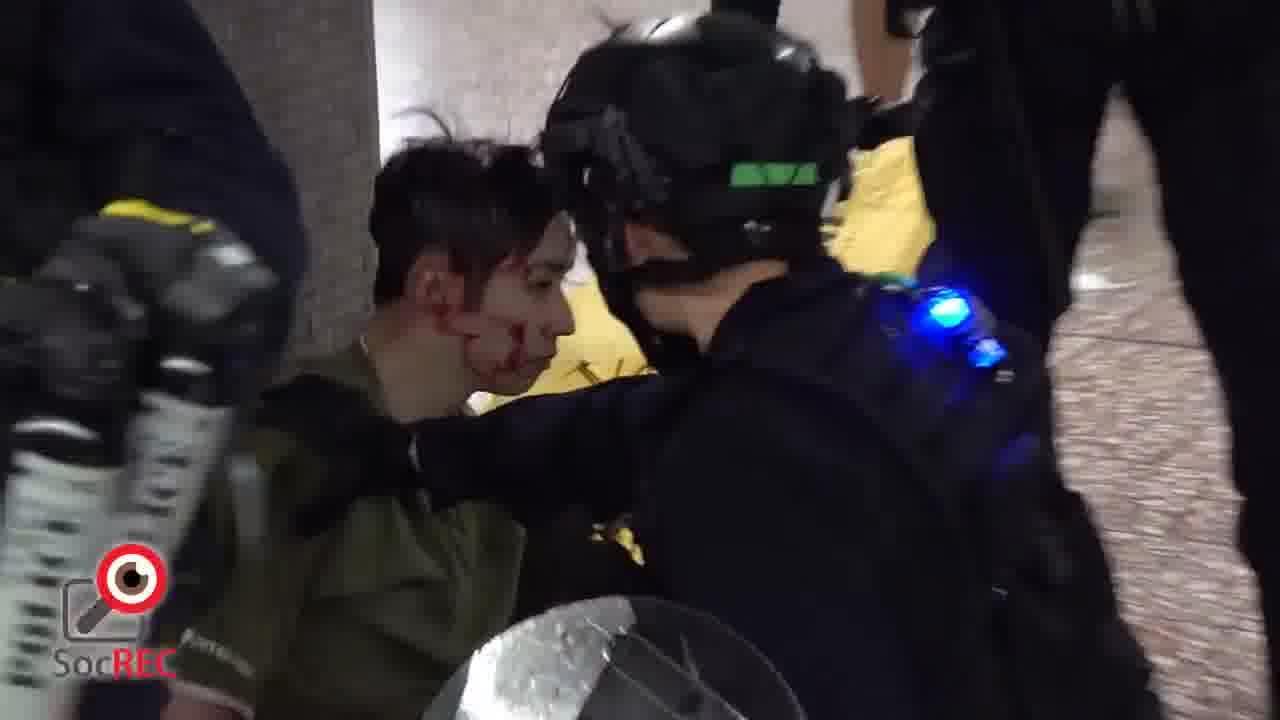 「8.31太子站死人」疑雲 親歷者披露現場實情 大紀元時報 香港 獨立敢言的良心媒體