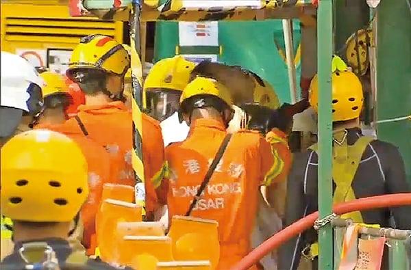 紅磡地盤發生3死工業意外|大紀元時報 香港|獨立敢言的良心媒體