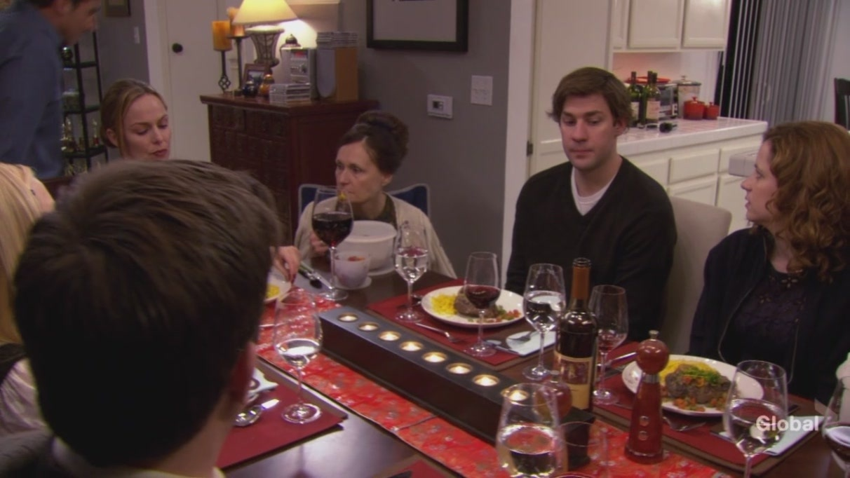 Image result for dinner party the office