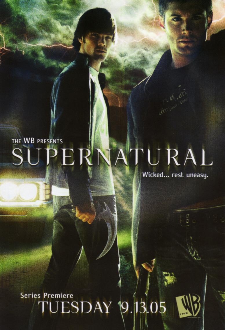 Season Poster Promos - Supernatural Photo (1426993) - Fanpop