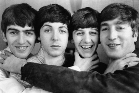 Image result for beatles get by with alittle help