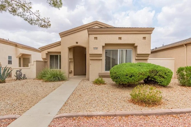 houses for rent in sun city west az