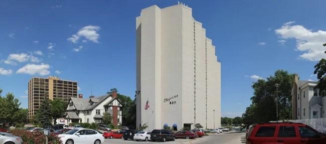 Building Skyrise Apartments