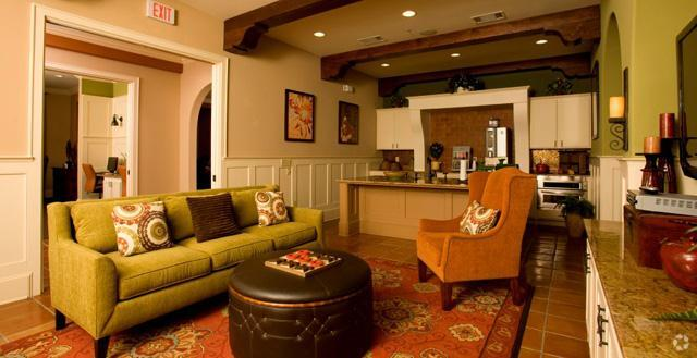 Clubhouse Mira Loma Apartment Homes