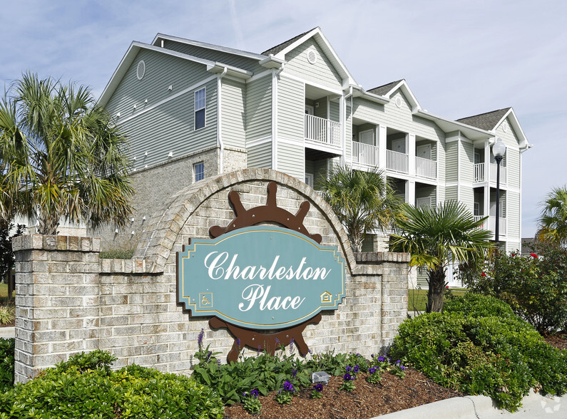 Charleston Place Apartments For Rent In Jacksonville, NC