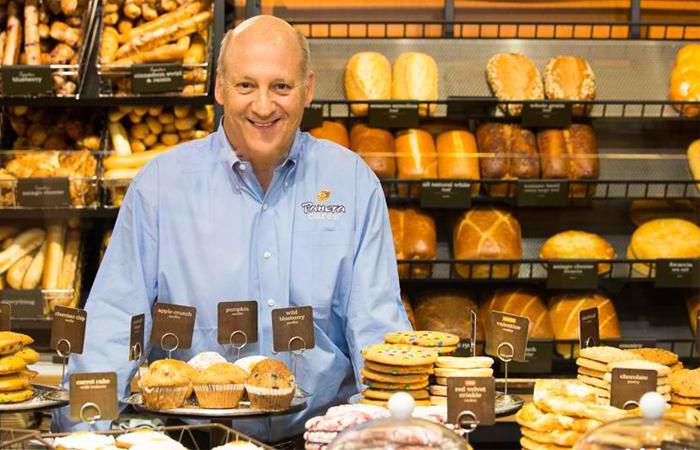 Ron Shaich, CEO of Panera Bread
