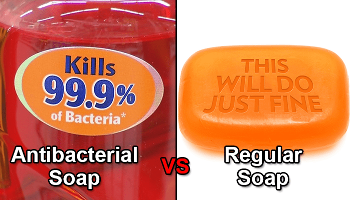 Image result for antibacterial vs antiseptic