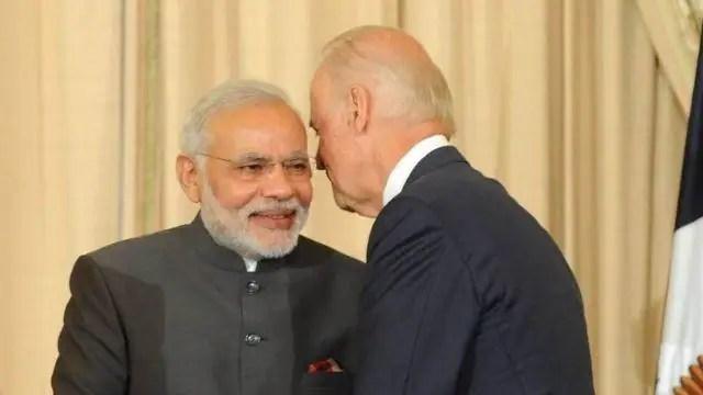 पीएम मोदी, जिन्होंने बिडेन की शपथ पर कहा, भारत-अमेरिका संबंधों को अधिक ऊंचाइयों पर ले जाएंगे