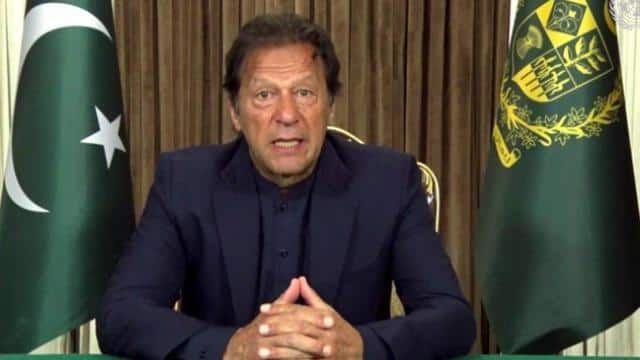 Pakistan's trapped debt in the loan trap, Imran Khan said – and dare not take loan