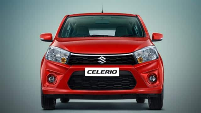 Maruti Celery is also CNG