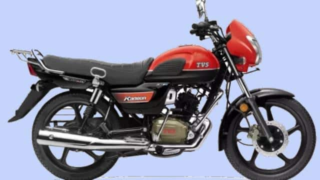 TVS's affordable Radeon bike comes in a new look, with mileage up to 80 kmpl   – EV & Moto