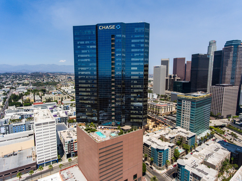 1100 Wilshire Blvd Los Angeles Ca 90017 Retail Space