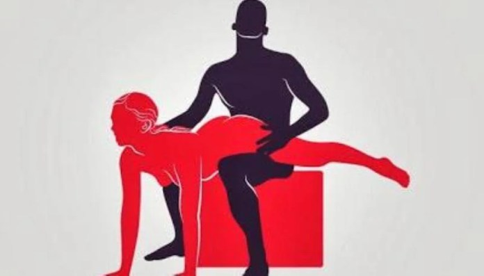 9th sexual position - Illustration: collection of specialists