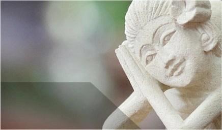 Authentic African Mask 'Baule She Monkey' Hand Carved Wood & Raffia NOVICA Ghana
