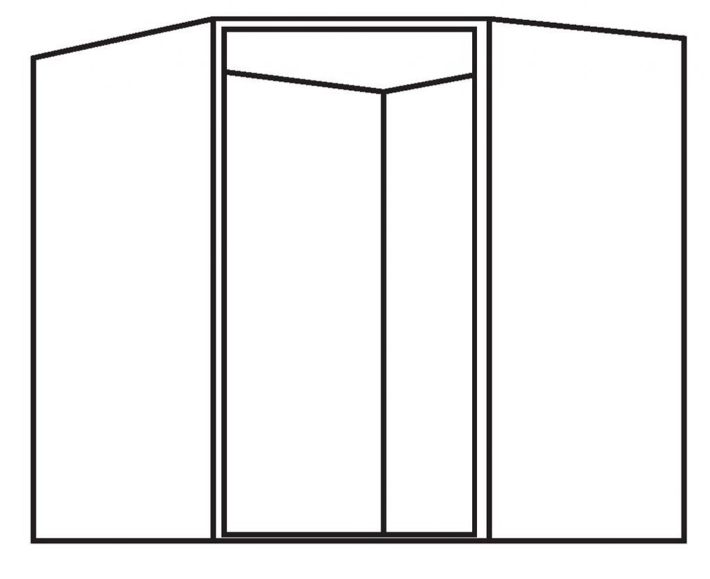 caisson de cuisine caisson angle bas