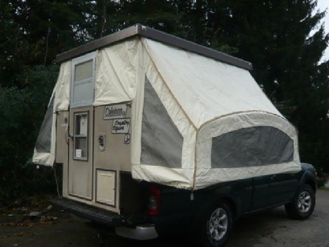 1500 Coleman Truck Camper For Small Trucks For Sale In Allentown Pennsylvania Classified