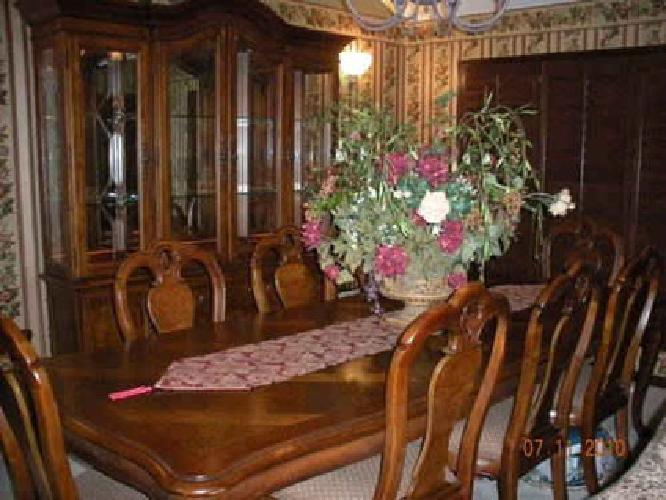 5100 Thomasville British Gentry Dining Room For Sale In Clarkston Michigan Classified